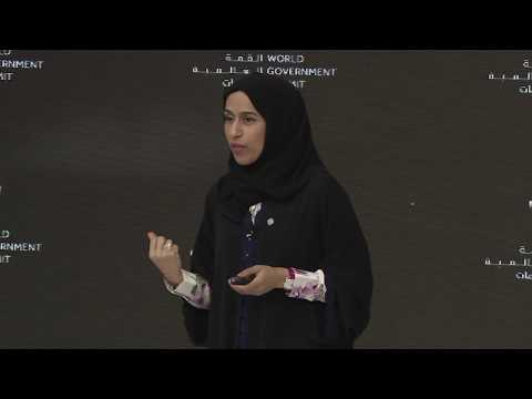 Co-creating Government Services with Citizens, H.E. Hessa bint Buhumaid - WGS 2018
