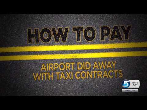 Transportation changes at SLC airport cause turf war among cab drivers