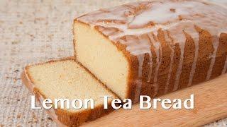 Homemade Lemon Or Orange Tea Bread (med Diet Episode 107)