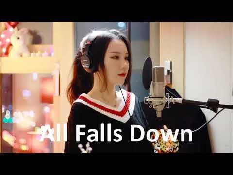 J.Fla - All Falls Down Cover Alan Walker 1 Hour Loop
