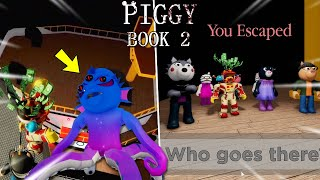 ROBLOX PIGGY: BOOK 2 CHAPTER 7 tigry just stole AN ENTIRE BOAT!! PORT!!
