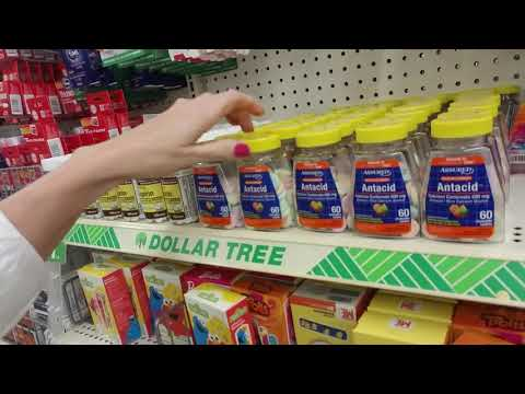✳️ Dollar Tree OTC Shelf Organization ✳️