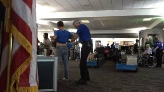 TSA Pat-Down