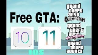 FREE APPLE ID FOR GTA SAN ADREAS, VICE CITY AND 3