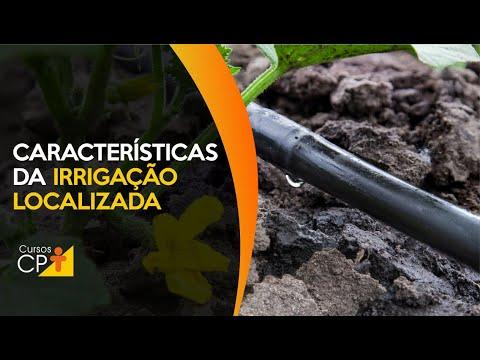 Clique e veja o vídeo Características do Método de Irrigação Localizada