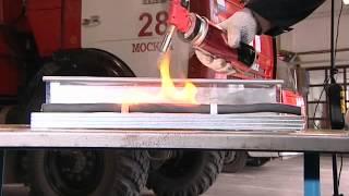 видео ПироСтикер АСТ45
