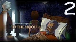 Прохождение To the moon: 2я часть [Воспоминания]