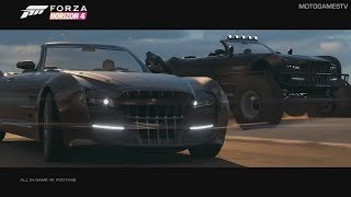 Forza Horizon 4 - Final Fantasy XV Regalia Models Trailer