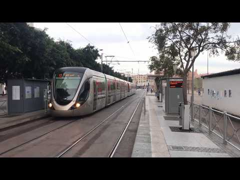 HOW TO BUY A TRAM TICKET IN RABAT MOROCCO A PUBLIC TRANSPORTATION GUIDE