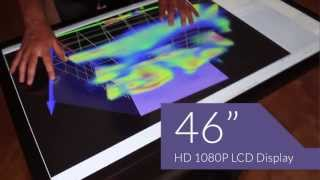 The Multitouch Table Redefined - Platform 46