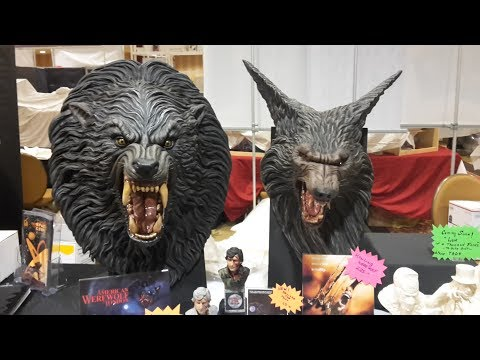 Wonderfest 2017 - Every Booth and the Model Contest