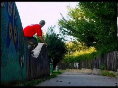 Horsefeathers Shapes - skate movie 2009