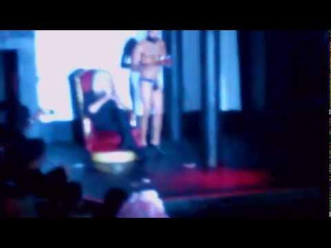 Elle Infiniti - Queen of the Night at Liquid Tampa- Club Kid