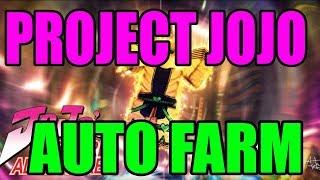 Project Jojo Hack Script Pastebin