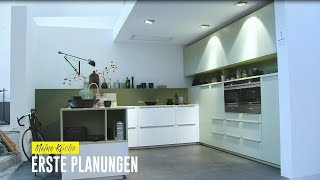 My Nolte kitchen with Eva Brenner: tips for planning your kitchen - Situation in life