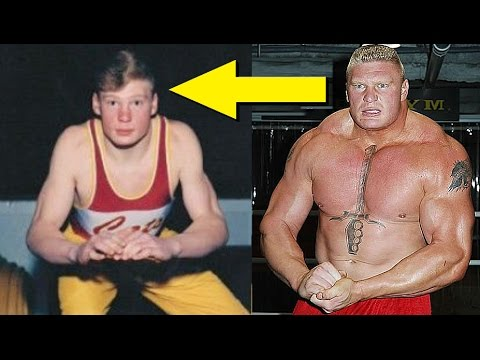 Thumbnail: 10 Most Shocking Transformations of WWE Wrestlers