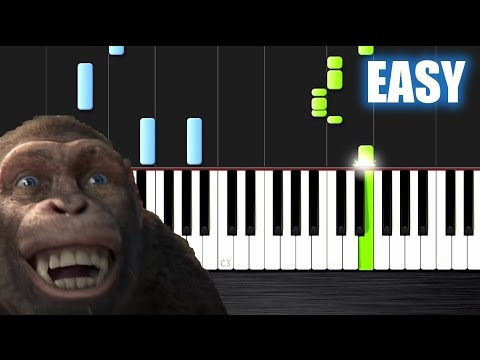 Coldplay - Adventure Of A Lifetime - EASY Piano Tutorial by PlutaX