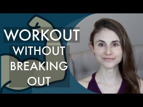 6 TIPS TO NOT BREAKOUT WHILE WORKING OUT| DR DRAY