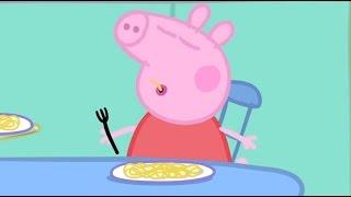 Свинка Пеппа Спагетти на русском все серии подряд около 35 минут #DJESSMAY