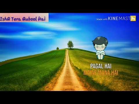 💔💘New sad   Ringtone 😭😭 2018 by Sweet SP💔💘 || IshQ Tera Qubool Hai