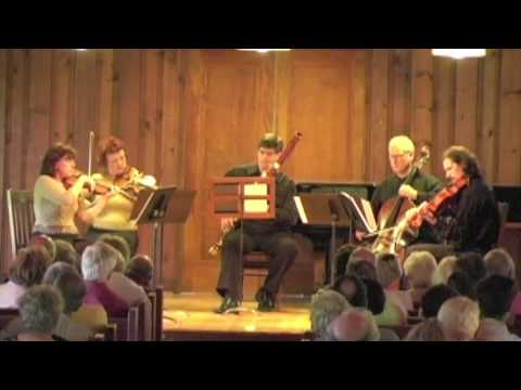 Platt: Quintet for Bassoon and Strings, Op.14 Mvt. 2 - Song