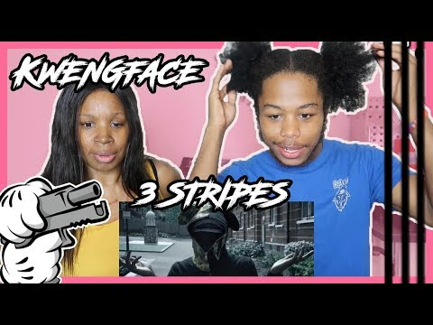 (Zone 2) KwengFace - 3 Stripes (DEVIL) (MUM REACTS)(PECKHAM)