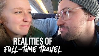 REALITIES OF FULL-TIME TRAVEL + Travel Day to Amsterdam // Amsterdam, Netherlands