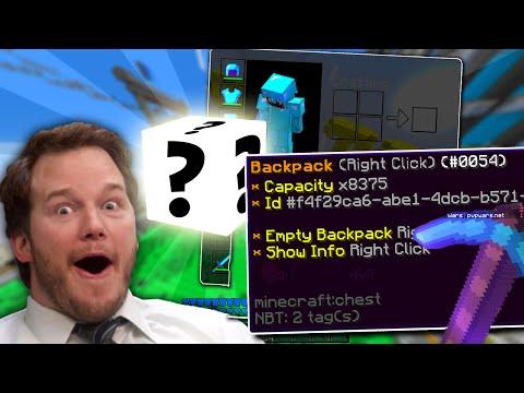 THE MILLION TOKEN BACKPACK! | Minecraft Prison