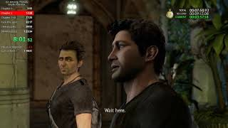 Uncharted 2 Any% Speedrun 1:22:18