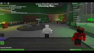Roblox-Level Up Uhu 15 (Zombie Rush)