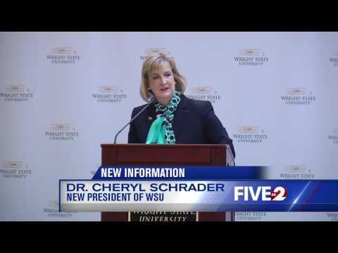 Cheryl B. Schrader named Wright State's President-Designate