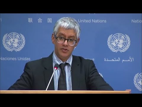 UN Peacekeeping Defence Ministerial & other topics - Daily Briefing (15 November 2017)