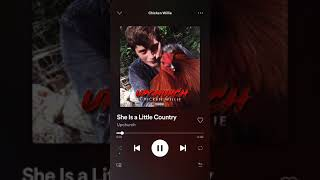 She Is a Little Country (by. Upchurch)