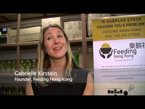 Food waste problem in Hong Kong