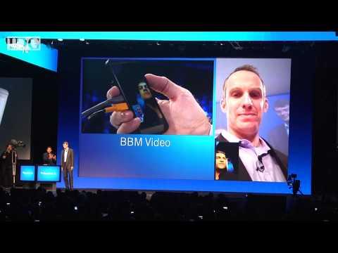 New BlackBerry Messenger Offers Screen Share, Video Chat