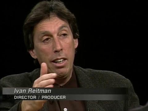 Ivan Reitman interview on Charlie Rose (1997)
