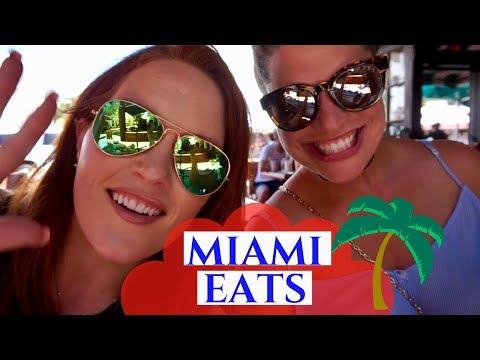 Miami Trip with Eats and Sights