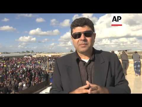 Israeli Arabs protest house demolitions