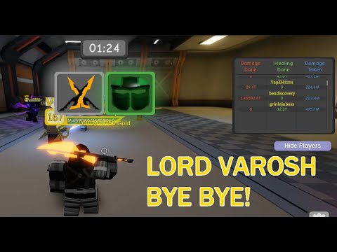 Win Token Roblox Defeating Boss Lord Varosh In Orbital Outpost And Get New Spell And Items Roblox Dungeon Quest Ben Toys And Games Family Friendly Gaming And Entertainment