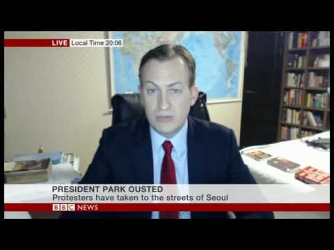 Thumbnail: professor robert kelly kids interrupt bbc interview - kids crash bbc interview