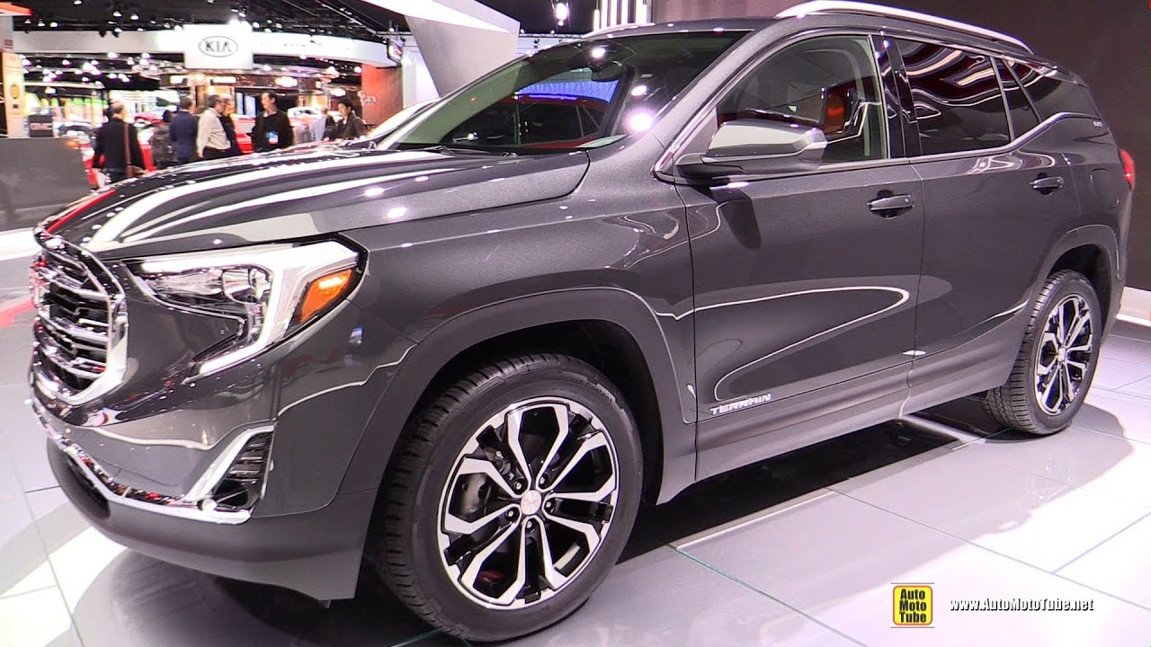 2018 gmc terrain white. unique 2018 2018 gmc terrain  exterior and interior walkaround debut at 2017 detroit  auto show youtube to gmc terrain white