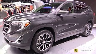 2018 GMC Terrain - Exterior and Interior Walkaround - Debut at 2017 Detroit Auto Show