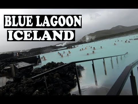 Blue Lagoon - Unbelievable!!!. Best part of my Iceland journey!-It's like being on another Planet