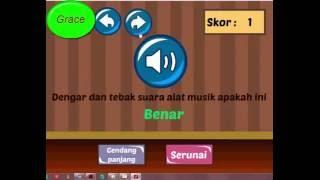 Game multimedia interaktif pembelajaran dengan adobe flash