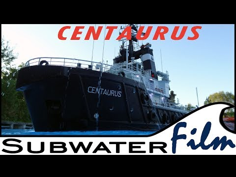 RC boats | OFFSHORE Salvage & Rescue Tug CENTAURUS