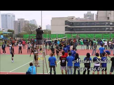 Turnamen voly di taichung[mentari film]