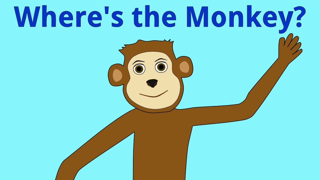 Wheres the Monkey?