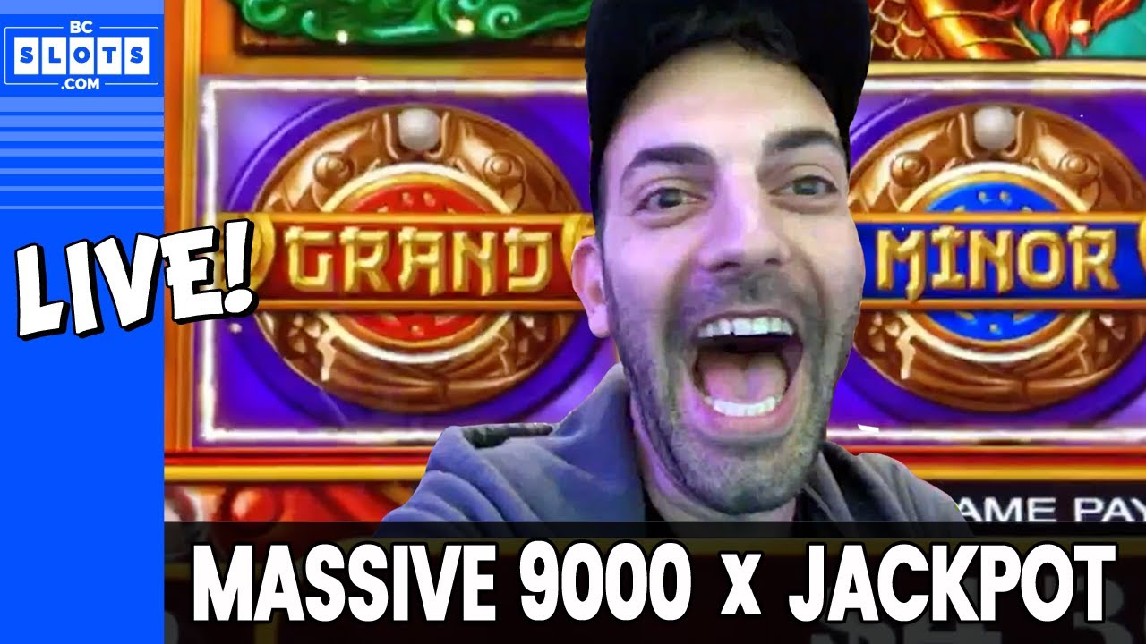 ???? BIGGEST Mighty Cash JACKPOT LIVE ???? MASSIVE 9000 x WIN ???? @ San Manuel Casino  ✪ BCSlots