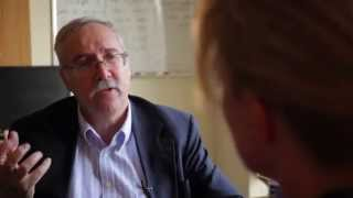 Prof. Gerald Steinberg, Interview for Norway TV series, March 2015