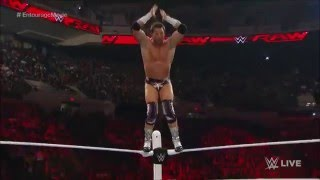 Zack Ryder- 450 Splash